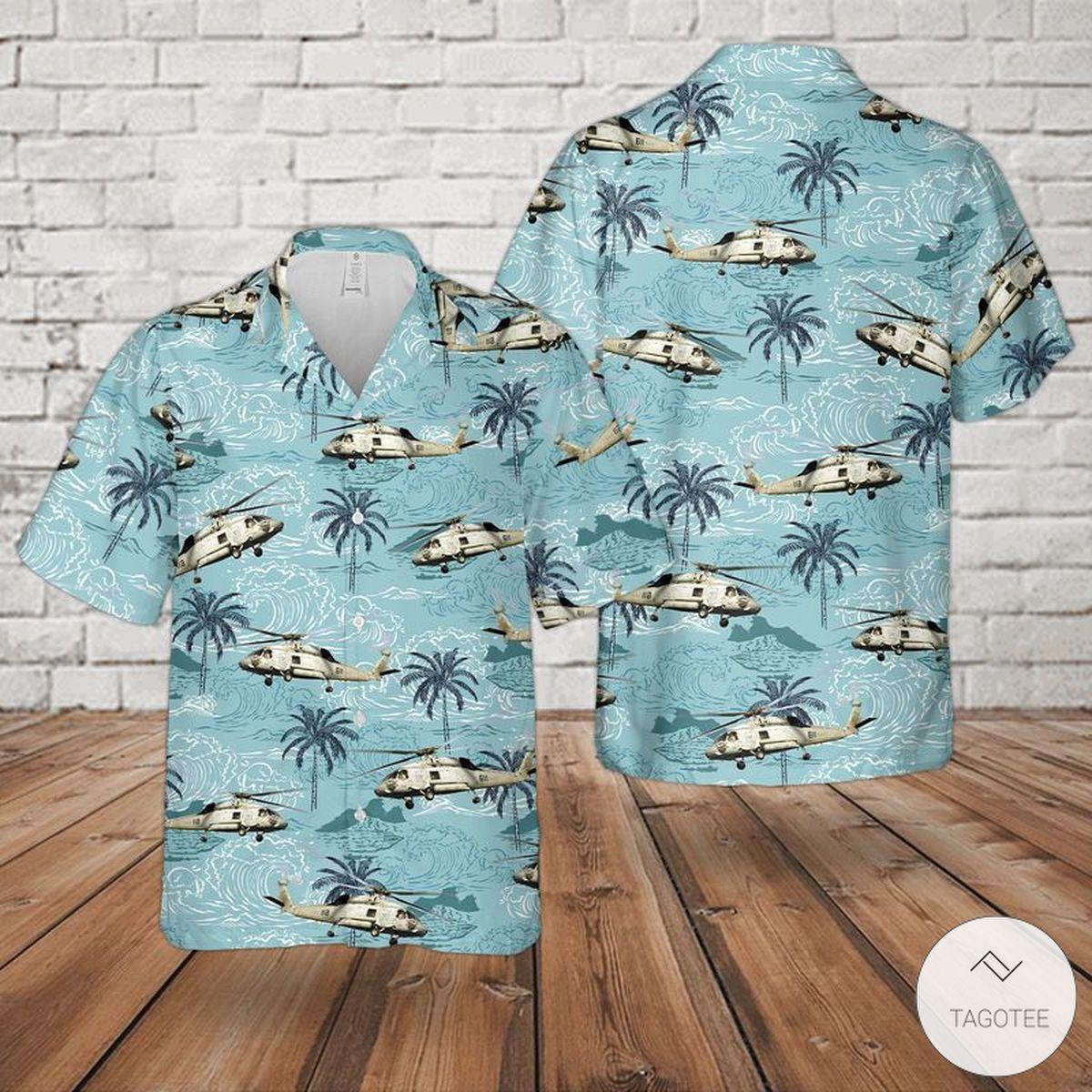 Us Navy Sikorsky SH-60 Seahawk Hawaiian Shirt, Beach Shorts