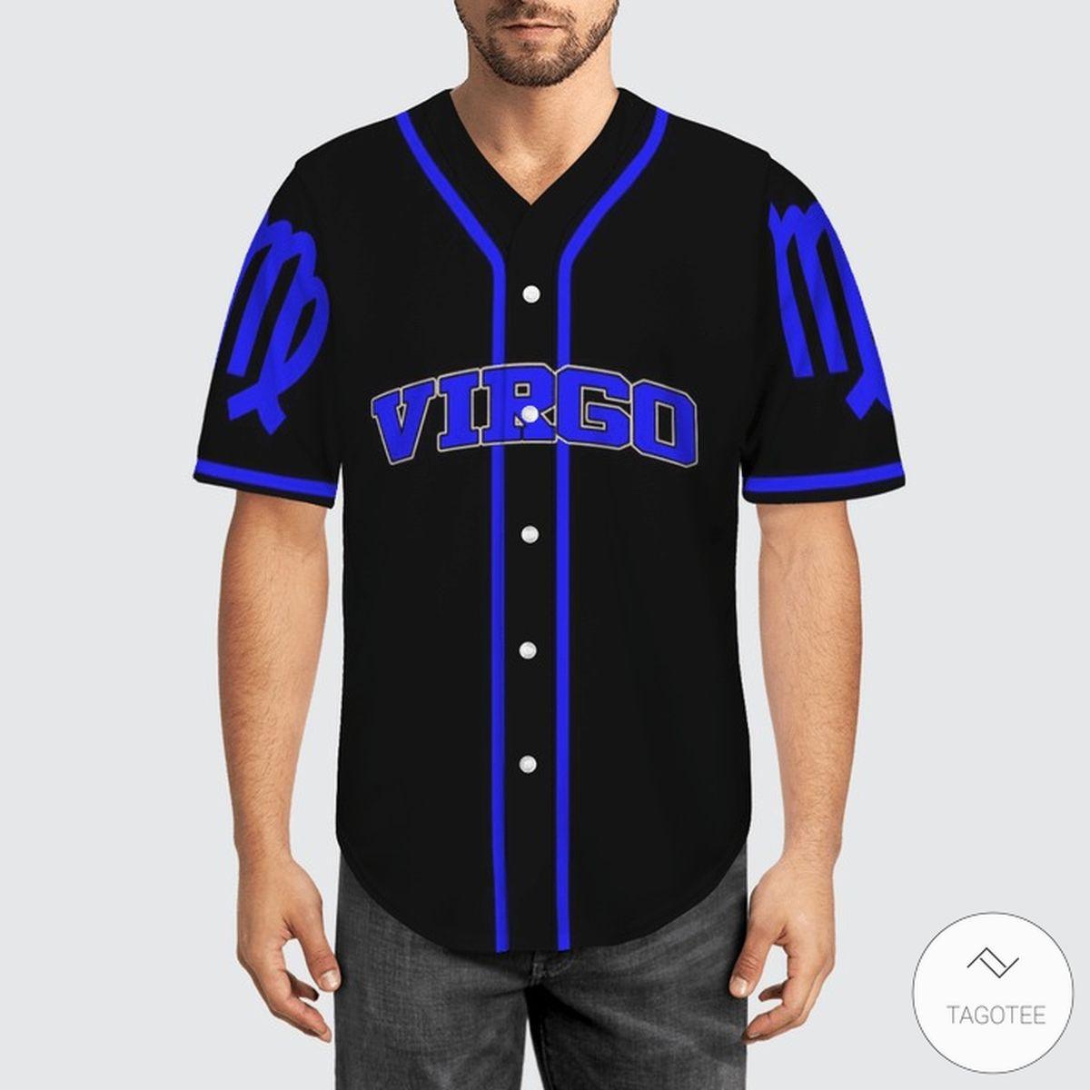 Virgo Baseball Jerseyz