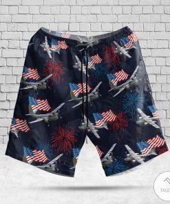 A-26 Invader US Air Force Hawaiian Shirt, Beach Shortsz