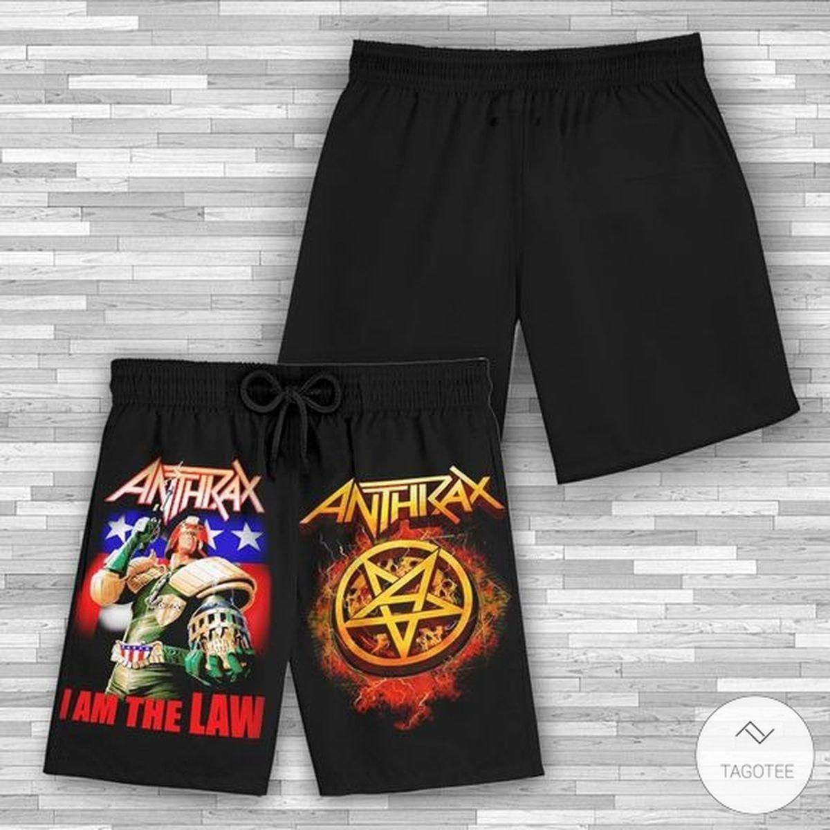 Anthrax Short