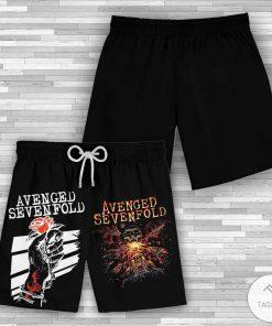 Avenged Sevenfold Short