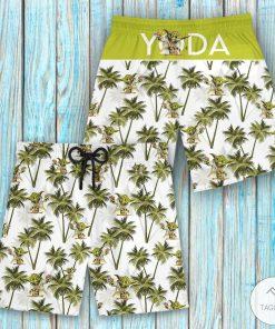 Baby Yoda Palm Tree Short