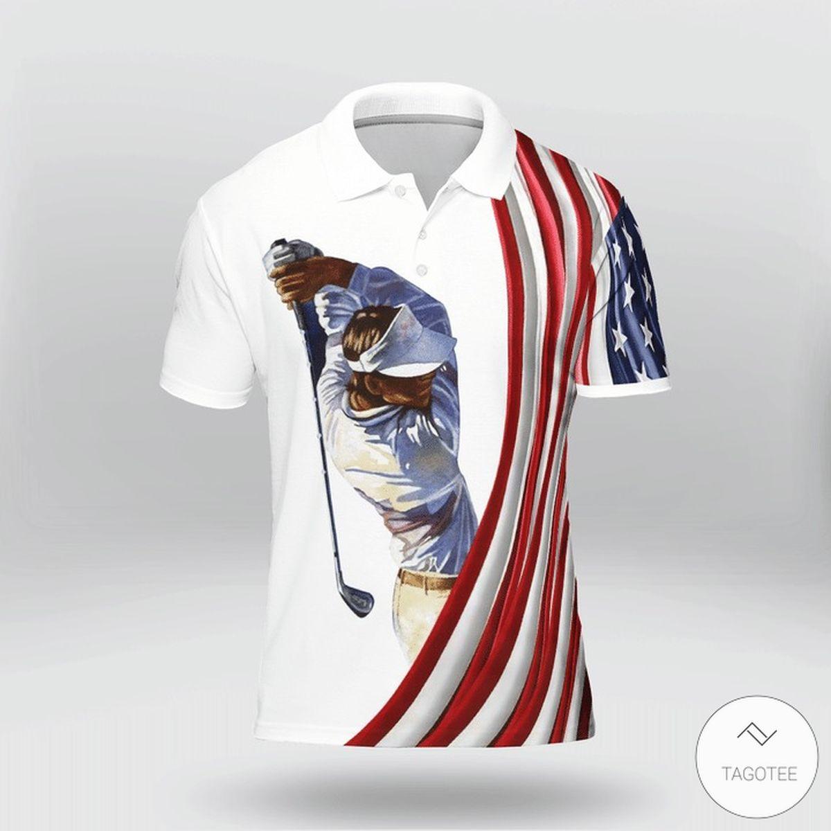 Back Nines Matter Golf Polo Shirt z
