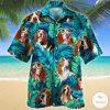 Basset Hound Dog Hawaiian Shirt