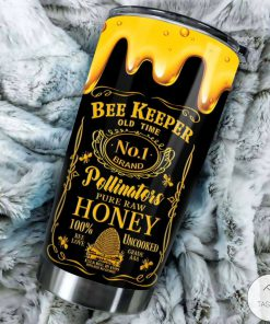 Beekeeper Old Time No.1 Brand Tumbler