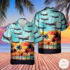 Belgian Air Force Lockheed Martin F-16 Hawaiian Shirt, Beach Shorts
