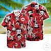 Betty Boop Hawaiian Shirt