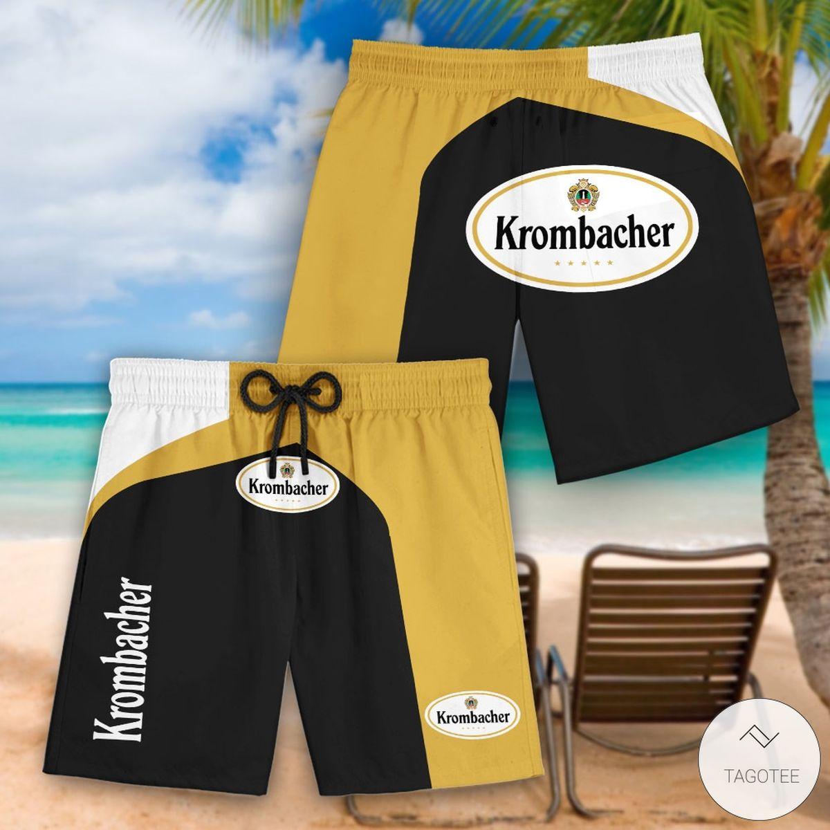 Bitburger Krombacher Short