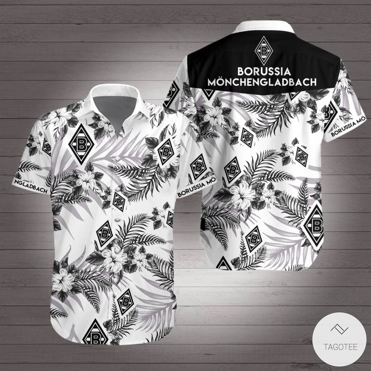 Borussia Mönchengladbach Hawaiian Shirt