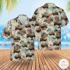 British Army Bulldog Fv430 Combat Vehicle Hawaiian Shirt, Beach Shorts