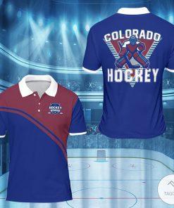 Colorado Hockey Polo Shirt