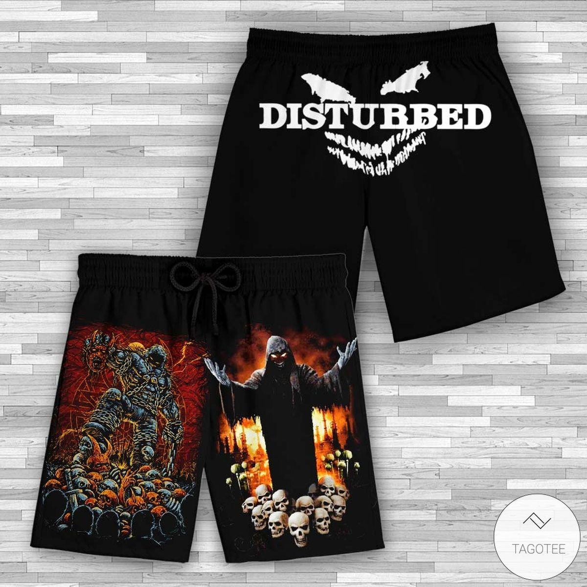 Disturbed Short