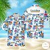 Dutch Bros Coffee Hawaiian Shirt, Beach Shorts