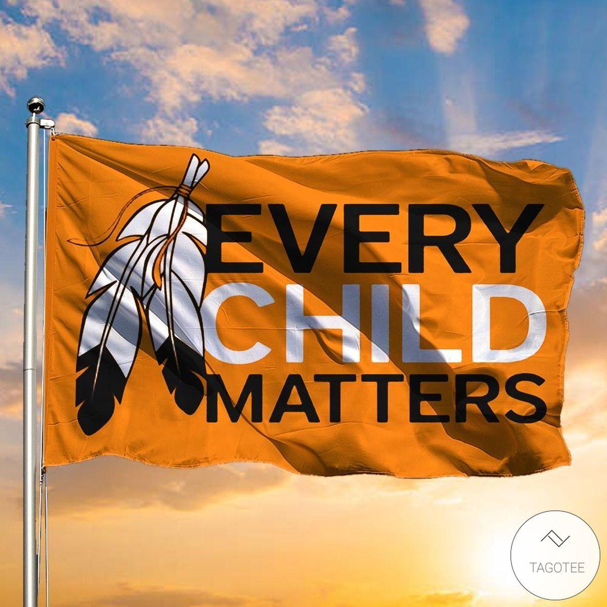 Every Child Matters Garden Flag