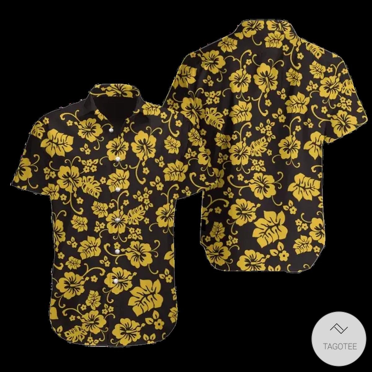 Fear and Loathing in Las Vegas Johnny Depp Custom Hawaiian Shirt