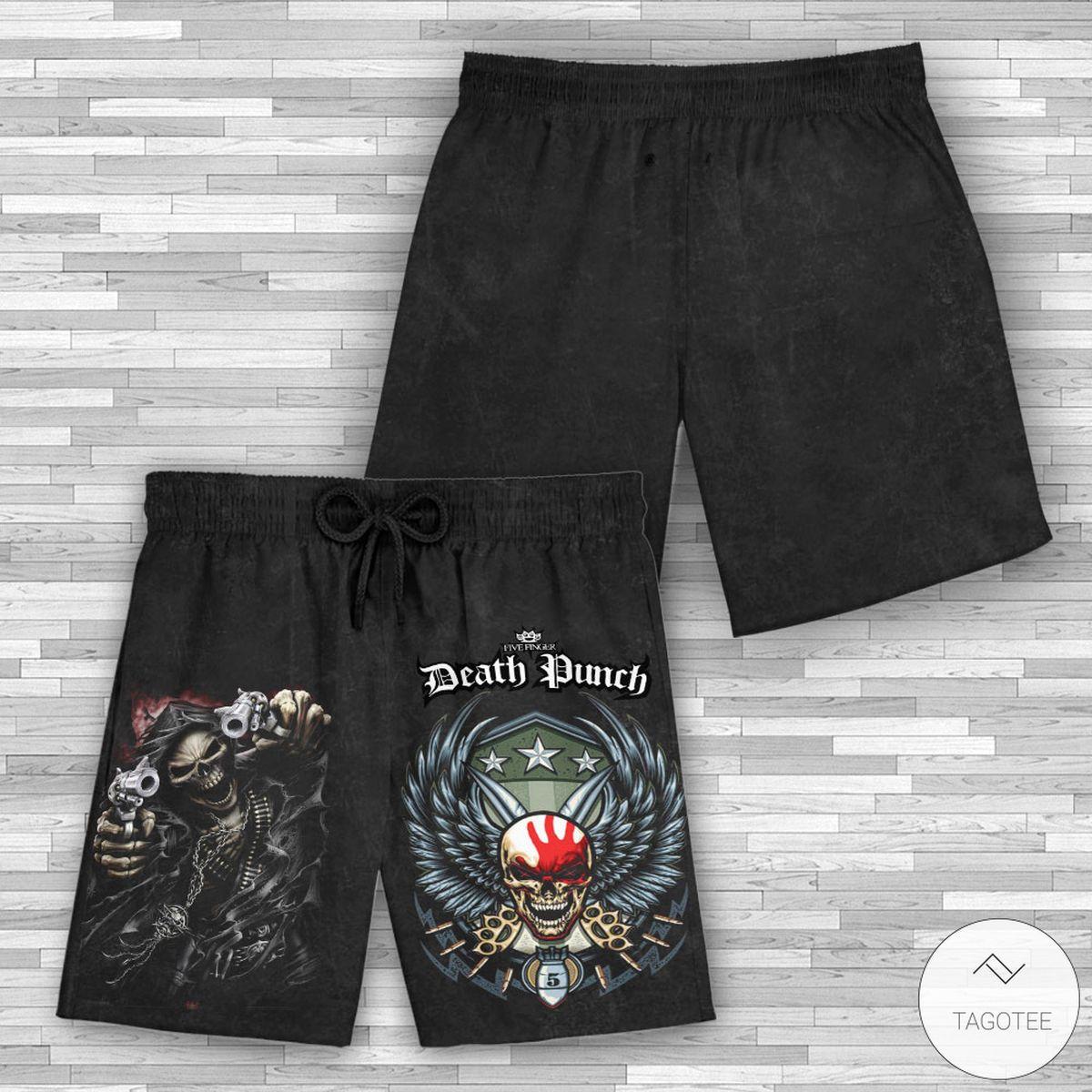Five Finger Death Punch Short
