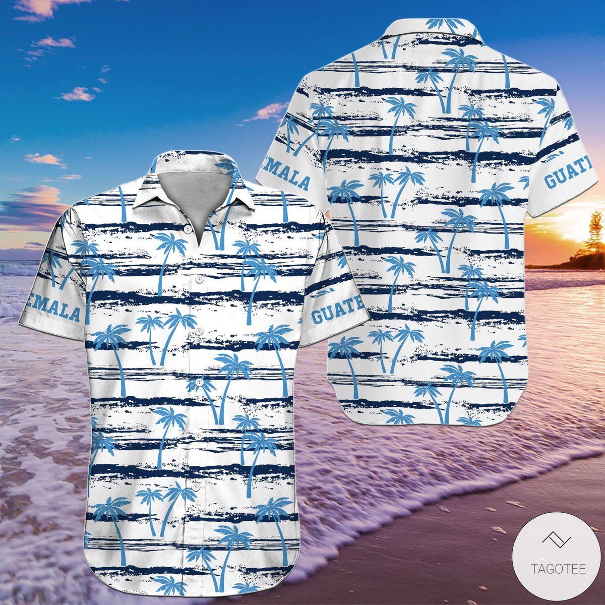 Guatemala Hawaiian Shirt