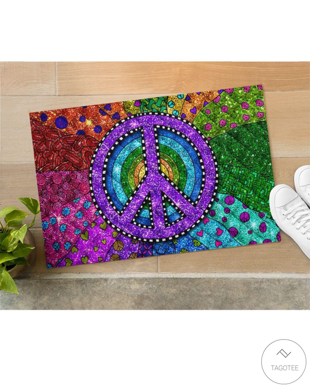 Hippie Trippy Doormatz