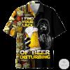 I Find Your Lack Of Beer Disturbing Darth Vader Hawaiian Shirt
