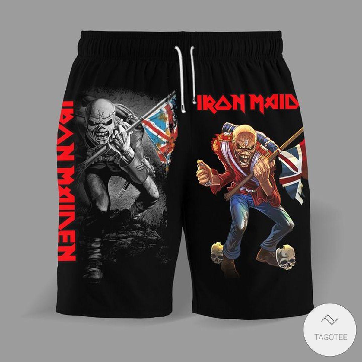 Iron Maiden Short