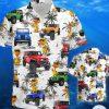 Jeep Duck Hawaiian Shirtz