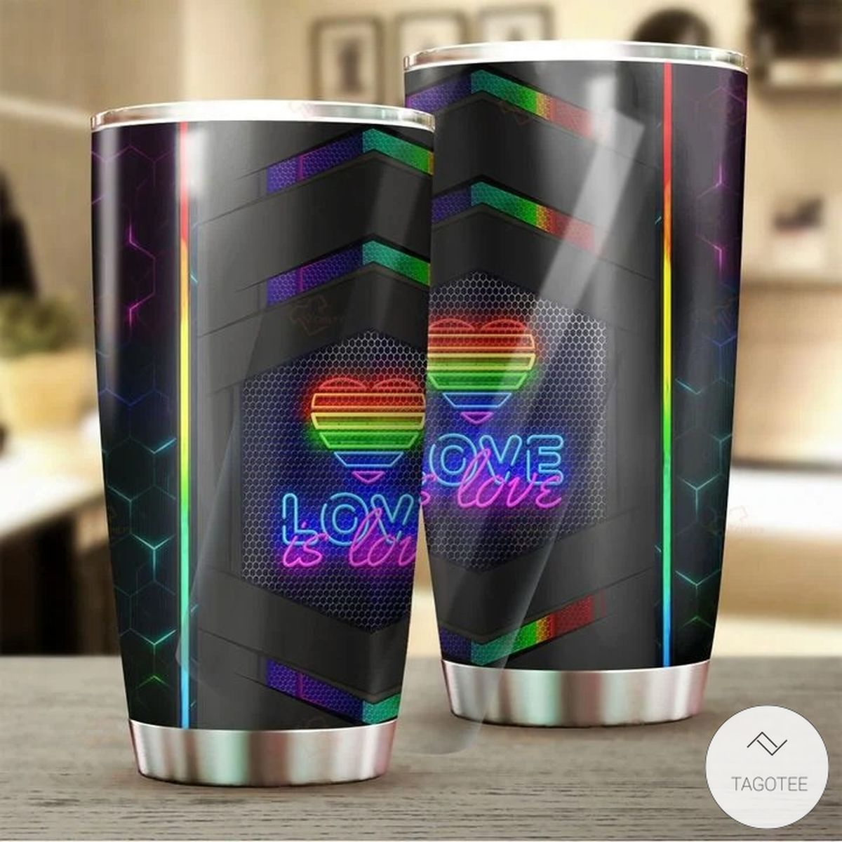 LGBT Love Is Love Tumblerx