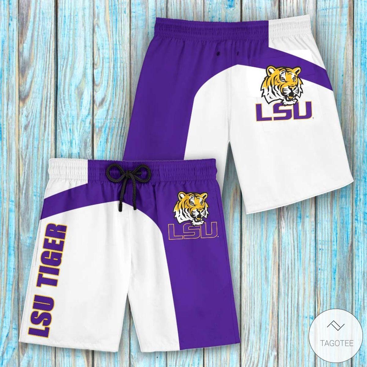 LSU Tigers Football Short