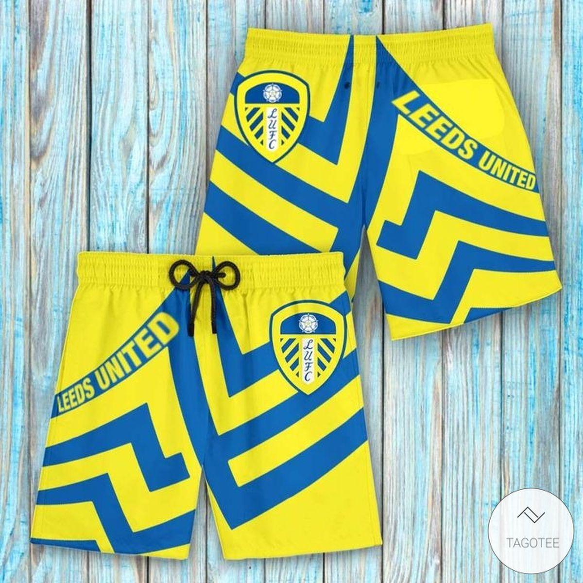Leeds United Short