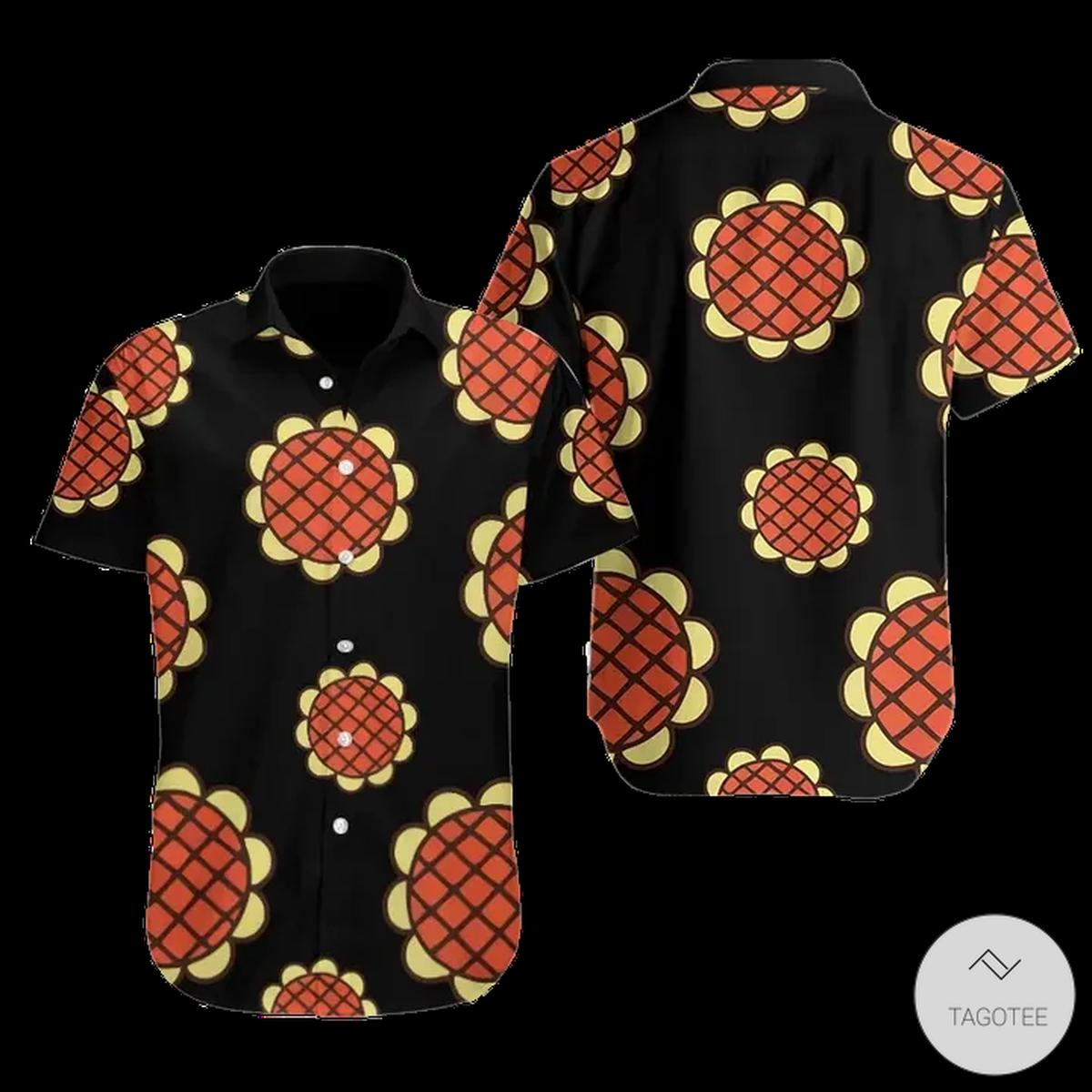 Monkey D. Luffy Hawaiian Shirt, Beach Shorts