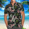 Monster Energy Hawaiian Shirt