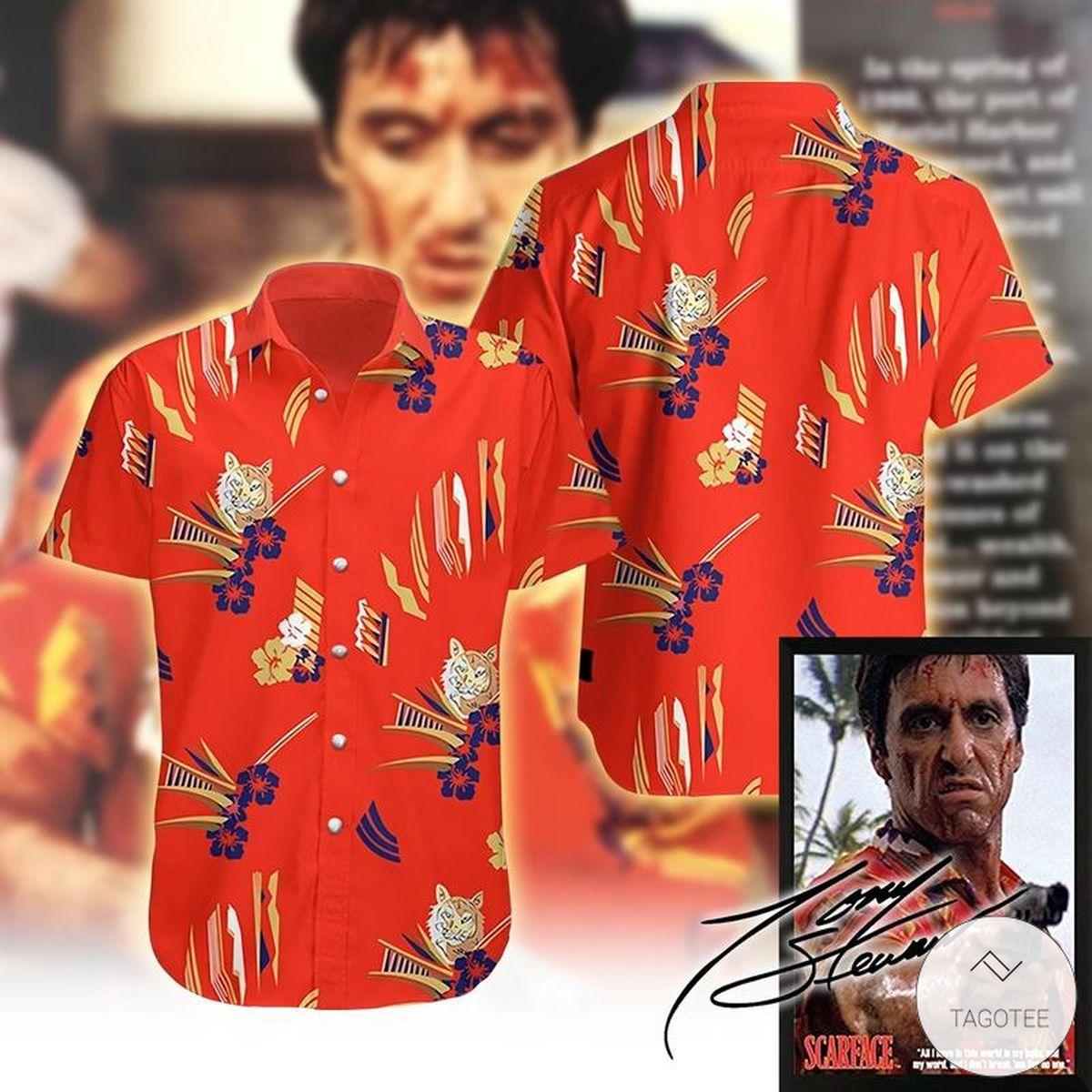 Montana Hawaiian Shirt