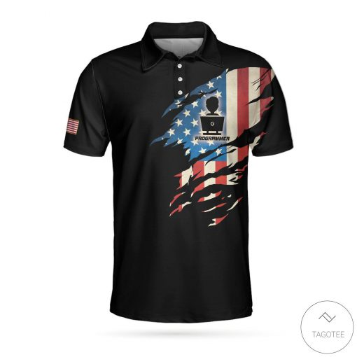 Programmer My Craft Allows Me To Bring Anything In The World Polo Shirt