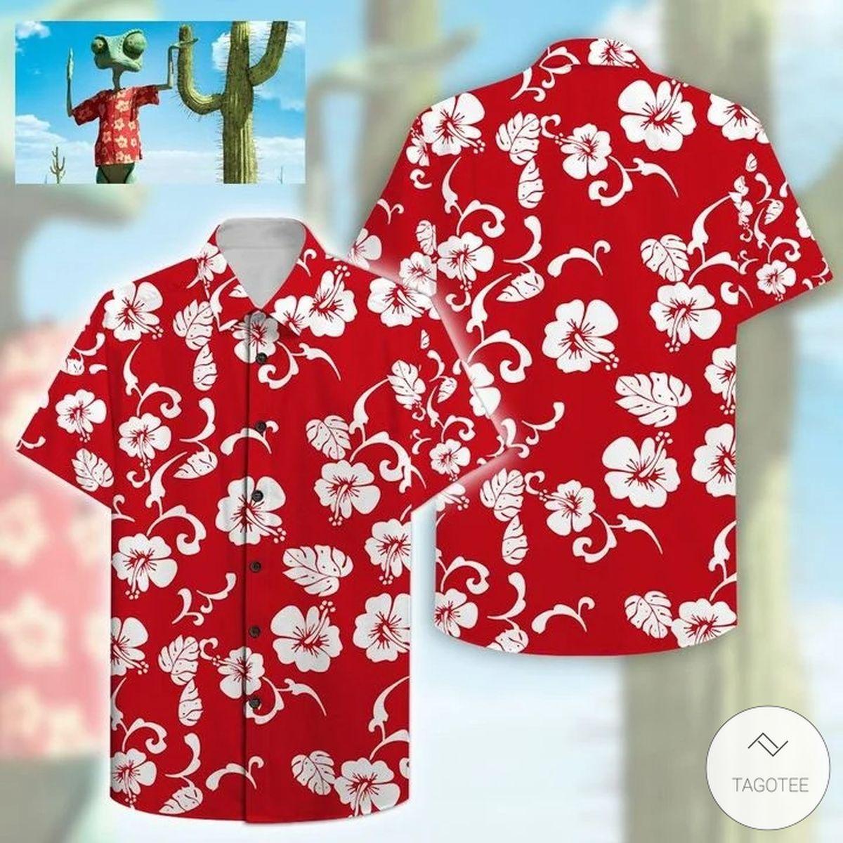 Rango Hawaiian Shirt