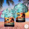 Rn Aerovironment Rq-20 Puma Hawaiian Shirt, Beach Shorts