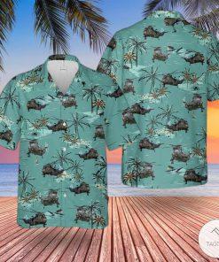 Rn Westland Sea King Hc4 (Jungly) Hawaiian Shirt, Beach Shorts