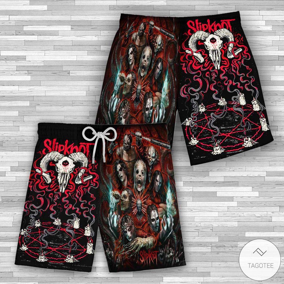 Slipknot Short