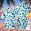 The Smurfs Hawaiian Shirt, Beach Shortsz