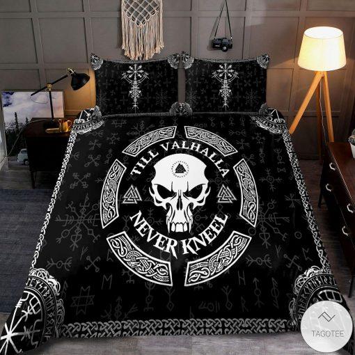 Till Valhalla Never Kneel Bedding Setc