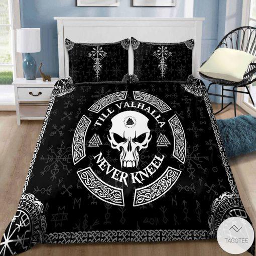 Till Valhalla Never Kneel Bedding Setz
