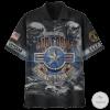 U.S. Air Force Veteran Proud To Have Served Hawaiian Shirt, Beach Shorts