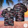 US Airlines Boeing 787-9 Dreamliner 4th of July Hawaiian Shirt