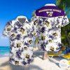 Washington Huskies football Hawaiian Shirt