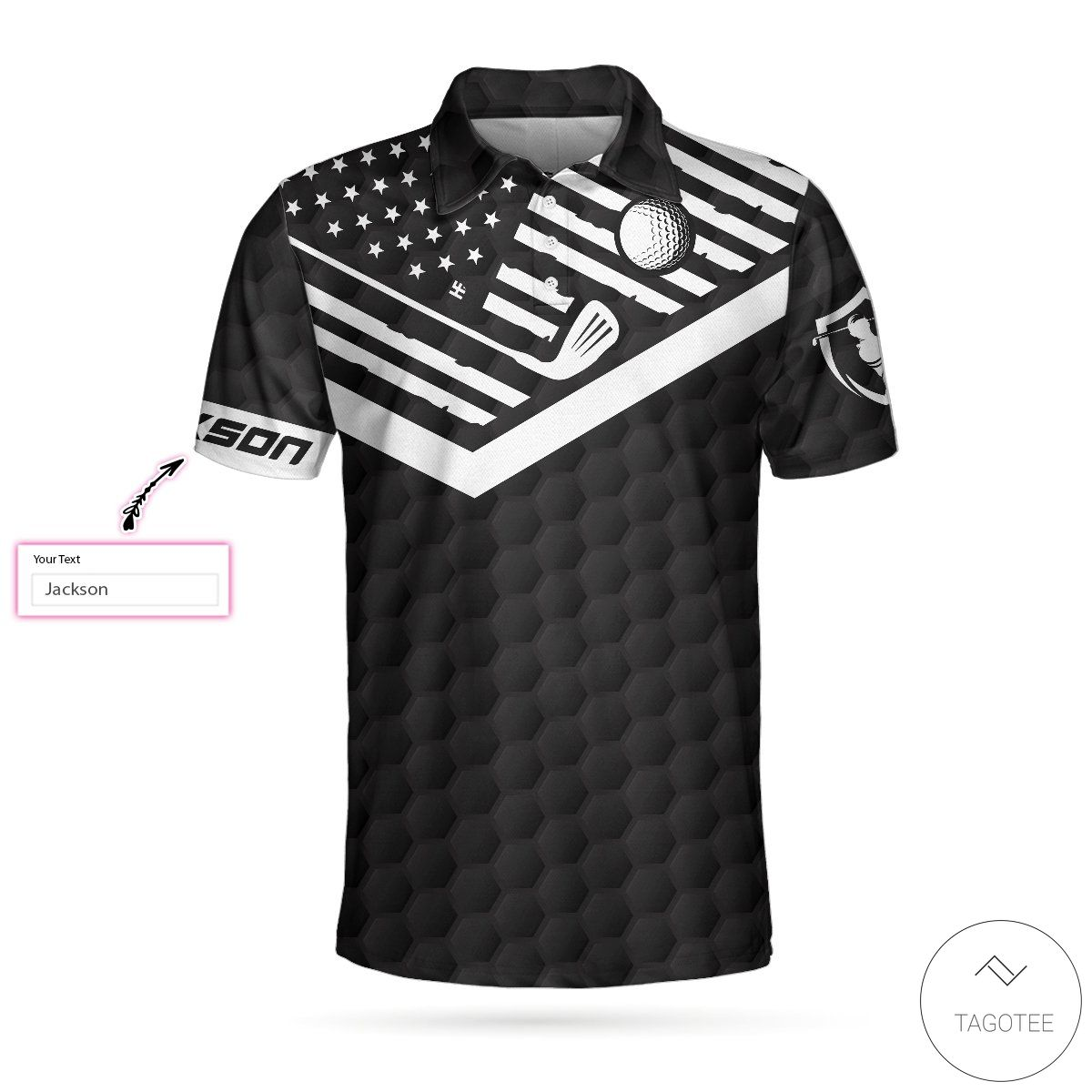 Luxury Weapons Of Grass Destruction Golf Polo Shirt
