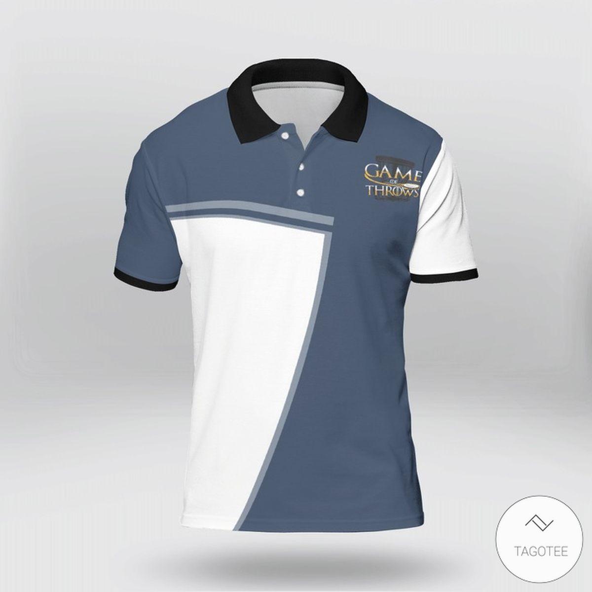 World's Okayest Disc Golf Player Polo Shirt z