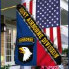 101St Airborne Division House Flag