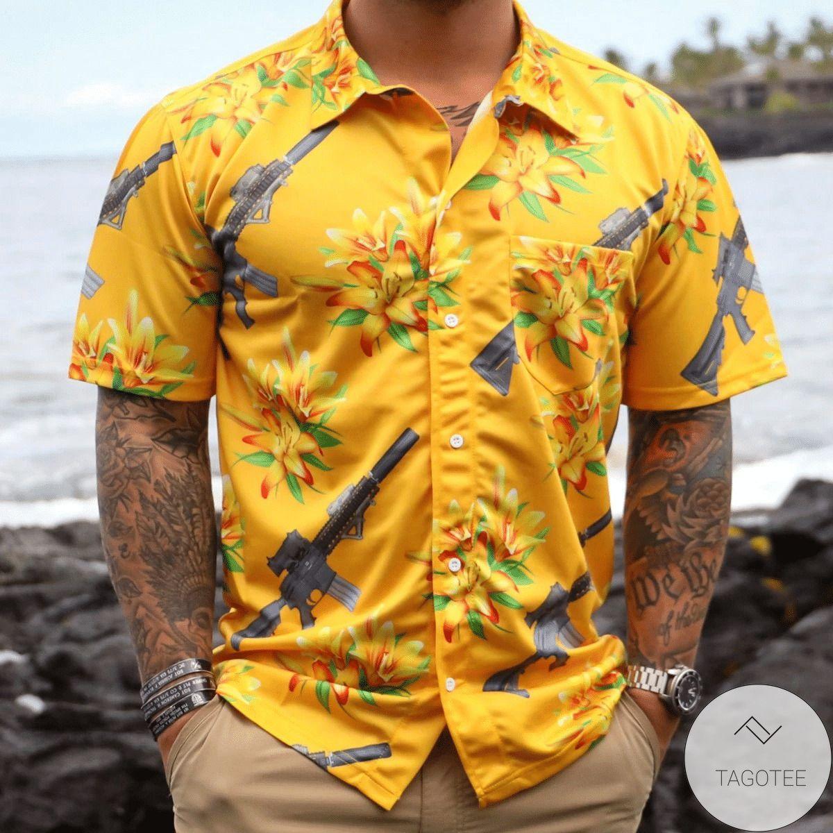 Aloha Mk18 Hawaiian Shirt