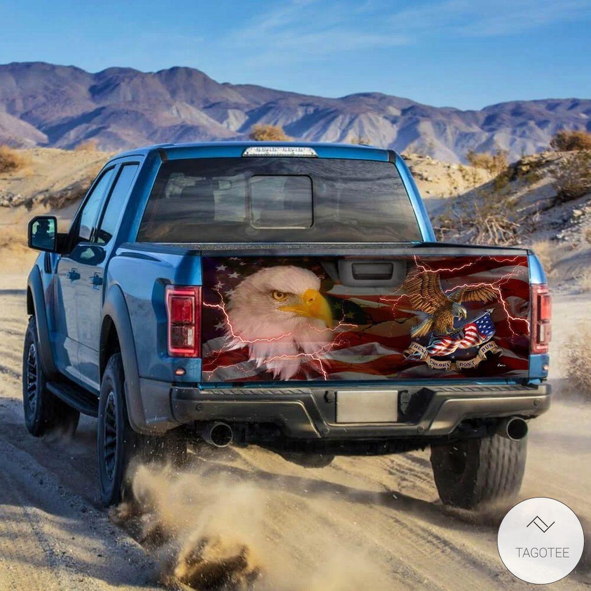 American Eagle Truck Tailgate Wrapz