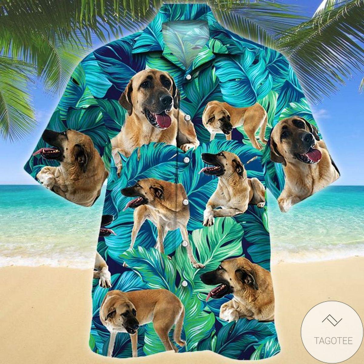 Anatolian Shepherd Dog Lovers Hawaiian Shirt
