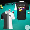 Are You Looking At My Balls Billiard Polo Shirt