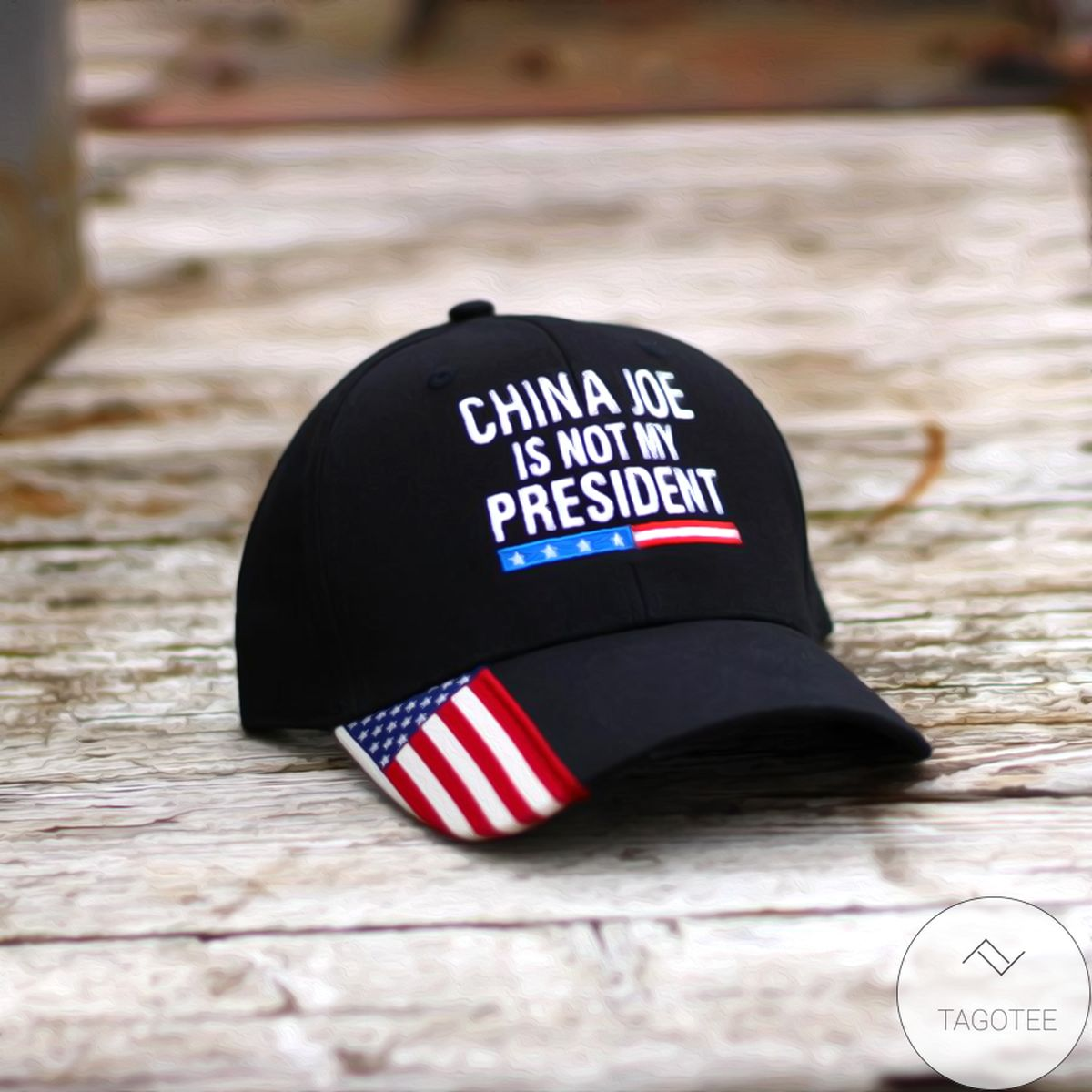 China Joe Is Not My President Cap